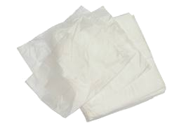Square Bin Liners 15x24x24 (Box of 1,000)
