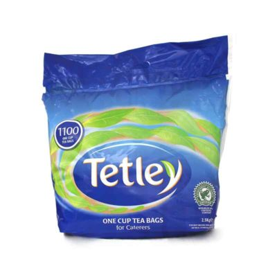 Tetley Tea Bags - 1100 Catering Pack