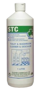 Thick Daily Toilet Cleaner & Descaler 1 Litre