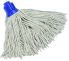 Wool Mop Heads No.12 Excel Fitting - All colours