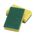 "Scouring Sponges 4"" x 6"" (Pack of 10)"