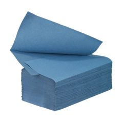 Blue Interfold Hand Towels x 5,000 (1 ply)