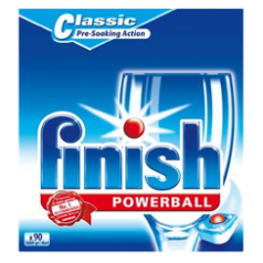 Finish Dishwasher Tablets (90 per box)
