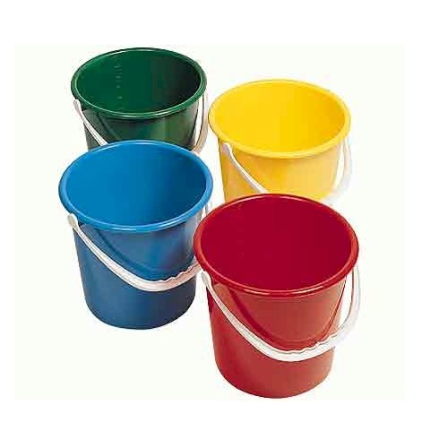 Standard 9 Litre Bucket - All Colours